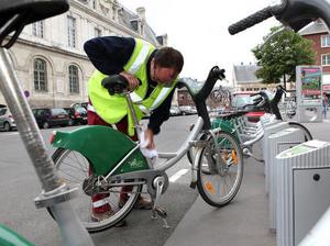 La mairie de Paris lance un plan d'urgence au sujet du nouveau Vélib'