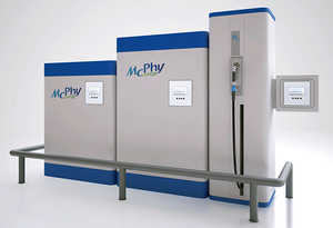 McPhy Energy choisie pour le projet Jupiter 1000