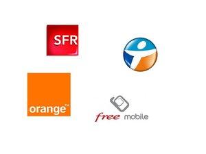 Foire aux bons plans chez Orange, SFR, Free et Bouygues Telecom