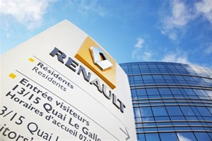 Siège Renault