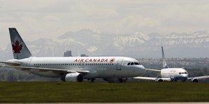Air canada va reduire jusqu'a 60% de ses effectifs