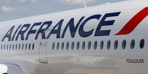 Air france veut supprimer 1.500 postes d'ici 2022