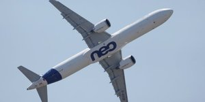 Airbus vend dix a321neo a la compagnie chilienne sky