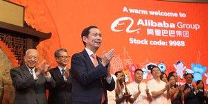 Alibaba, IPO, Hong Kong