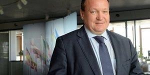 Ambroise Fayolle, vice-président BEI, Banque européenne d'investissement, Grand-Est,