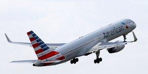 American airlines: baisse du benefice au quatrieme trimestre, l'action recule