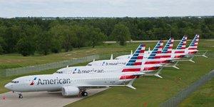 American airlines releve sa prevision de revenu unitaire au 2e trimestre