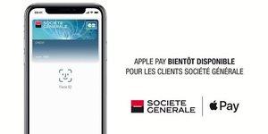 Apple Pay Société Générale