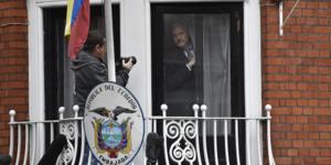 Assange ambassade d'Equateur