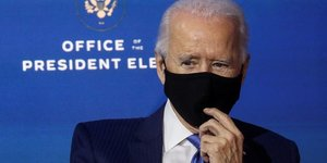 Biden exhorte le congres a soutenir l'economie, promet plus en janvier