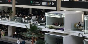 BNP Paribas Plug Play startups Station F