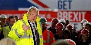 Boris Johnson, Brexit, Wilton
