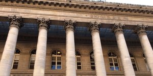 Bourse Paris Palais Brongniart