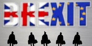 Brexit: le royaume-uni determine a appliquer l'accord de retrait