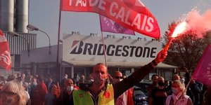 Bridgestone licenciements
