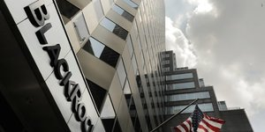 Building BlackRock à New York, Etats-Unis