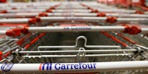 Carrefour realise une operation de credit avec une composante rse