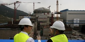 Centrale nuclEaire chinoise