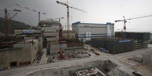 Chine: pas de fuite a la centrale nucleaire de taishan-ministere de l& 8217 environnement