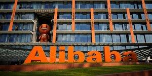 Chine: une application de propagande concue par alibaba
