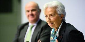 Christine Lagarde BCE décembre 2019