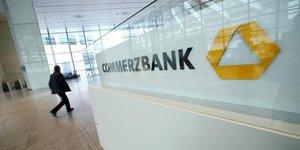Commerzbank s'attend a une perte nette au 2e trimestre