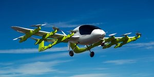 Cora taxis volants Larry Page Google