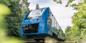Coradia iLint 2018, Alstom, train à hydrogène,