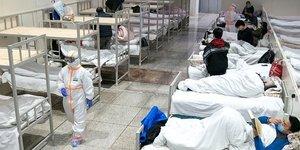 Coronavirus: 636 morts en chine, confiante qu'elle vaincra l'epidemie