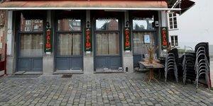 Coronavirus: couvre-feu et fermeture des restaurants en belgique