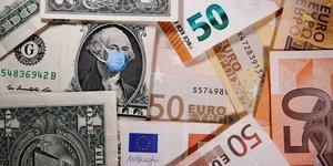 Coronavirus: l'impact sera le double de la crise de 2009 sur la dette souveraine
