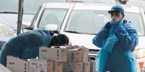 Coronavirus: les etats-unis approuvent un test de detection rapide