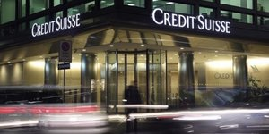 Credit suisse supprime 2.000 emplois supplementaires