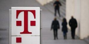 Deutsche telekom,  a suivre a francfort