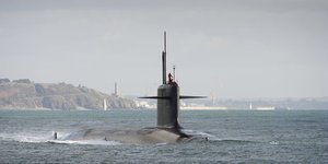Dissuasion nuclEaire sous-marins nuclEaire lanceur d& 39 engins SNLE Marine nationale Naval Group