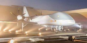 Drone MALE européen Dassault Airbus Leonardo