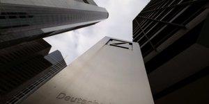 Enquete du fbi pour des soupcons de blanchiment chez deutsche bank