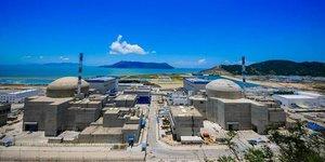 EPR, Taishan, Chine, nuclEaire, rEacteur, EDF, CGN,