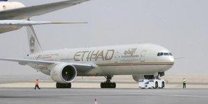 Etihad Airways aura levé 2 milliards de dollars en 2014