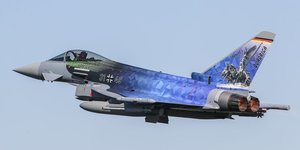 Eurofighter Allemagne commande