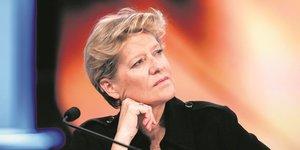Fabienne Dulac, directrice générale adjointe d'Orange