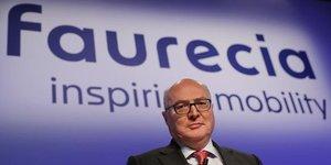 Faurecia est en mesure de proceder a une acquisition, selon son dg