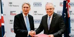 Fintech UK Philip Hammond