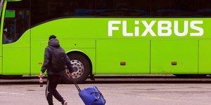 Flixbus, car, bus, transports