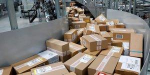 France: le e-commerce n'a pas profite des perturbations de fin d'annee