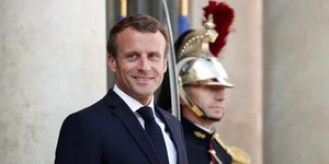 """French tech: macron va annoncer une mobilisation de """"plusieurs milliards"""""""