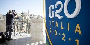 G20 Italie