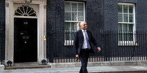 Gb: sajid javid nomme au ministere des finances