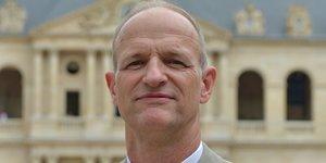 Général Eric Bucquet DRSD Ministère des Armées