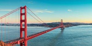 Golden Gates, San Francisco